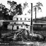 West Sunlight Crushing Battery at Metz, near Hillgrove NSW.