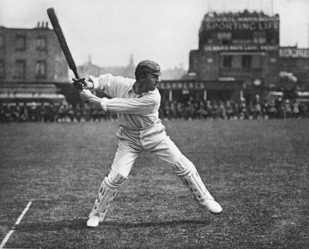 Victor Trumper, Oval, c. 1905
